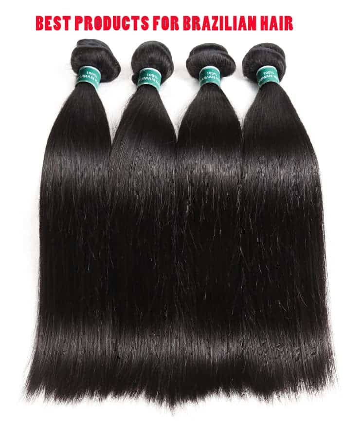 Best Products for Brazilian Hair