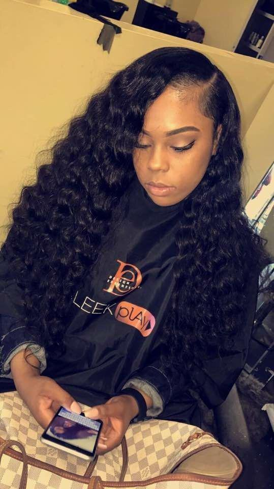 Brazilian Sew in weave with closure
