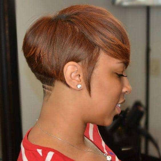 classy tapered hairstyle