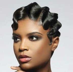 Finger wave styles