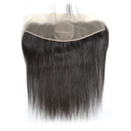 13x4 Silk Base frontal brazilian straight