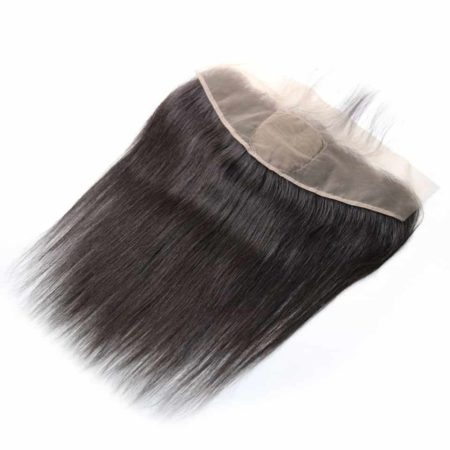 13x4 Silk Base frontal peruvian straight