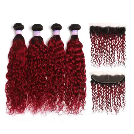 1b red wet and wavy 3 bundles with frontal2