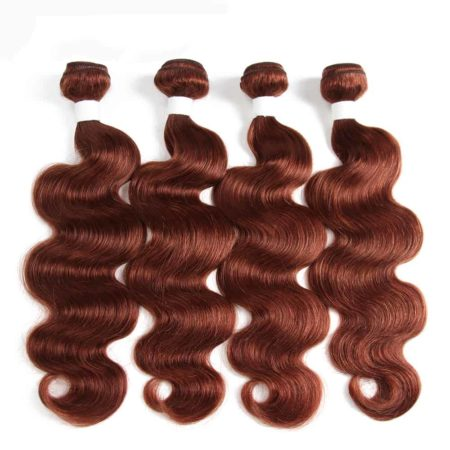 33 body wave 4 bundles hair