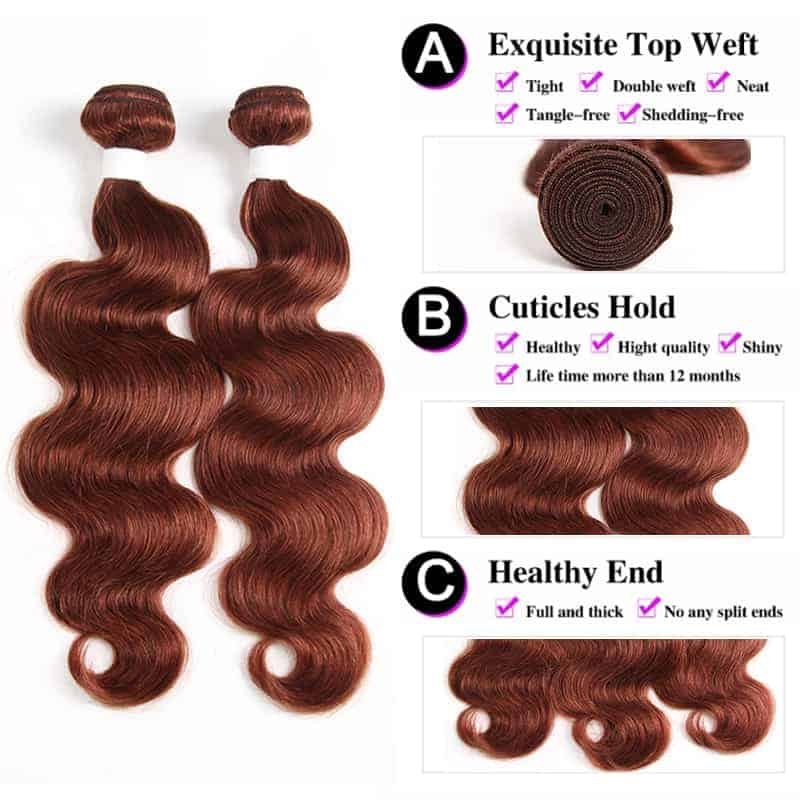 33 body wave bundles hair5
