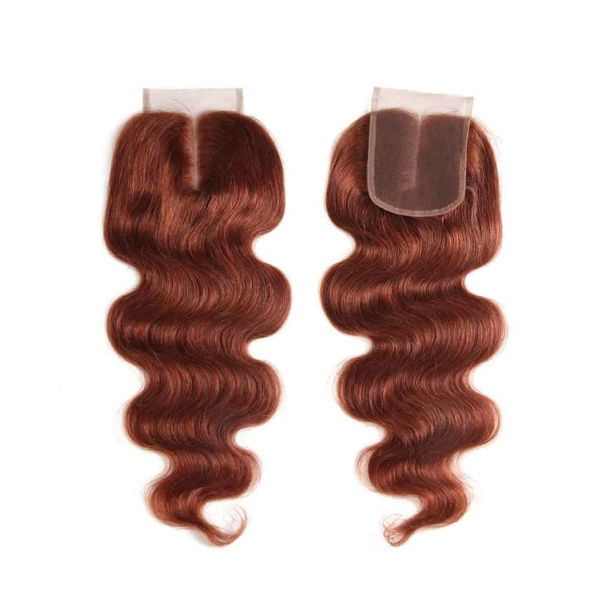 33 body wave closure hair4