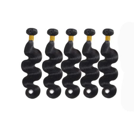 Brazilian hair Body wave 5 bundles1