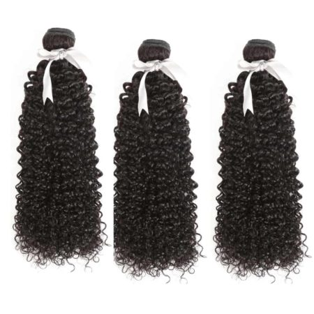 Curly eurasian hair 3 bundles