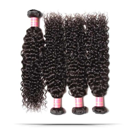 Malaysian curly weave bundles