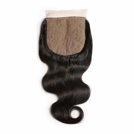 body wave brazilian silk closure hair