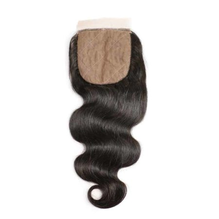 body wave malaysian silk closure hair