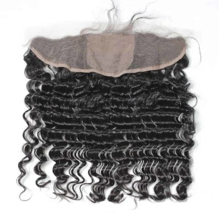 brazilian silk Deep Wave frontal