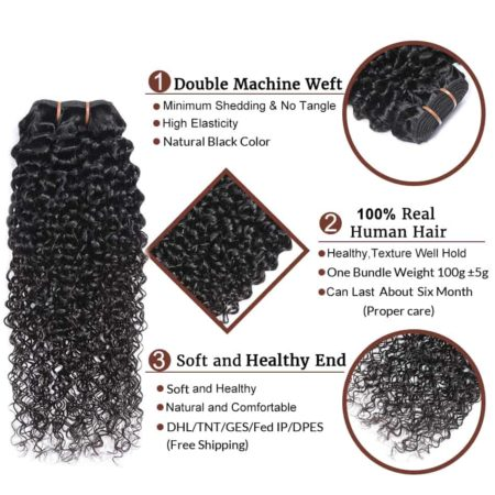 cambodian kinky curly hair wholesale2