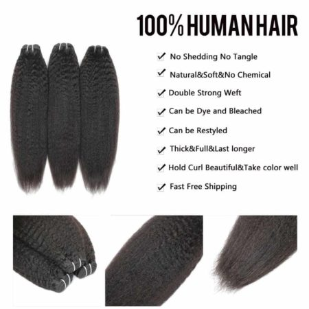 cambodian kinky straight hair wholesale2