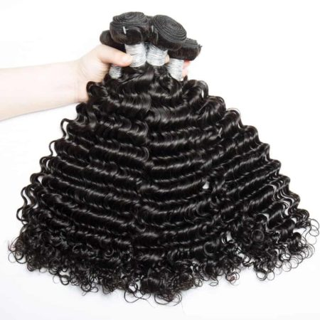 deep wave peruvian hair bundles des1