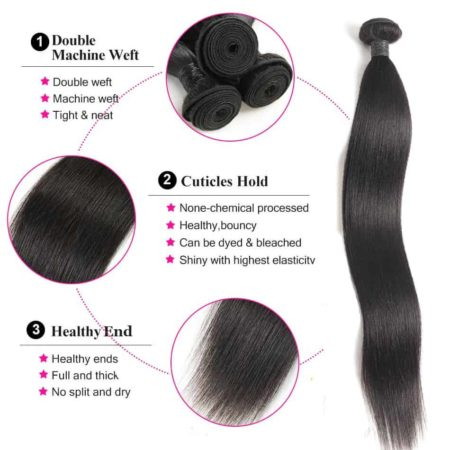indian straight hair bundles1
