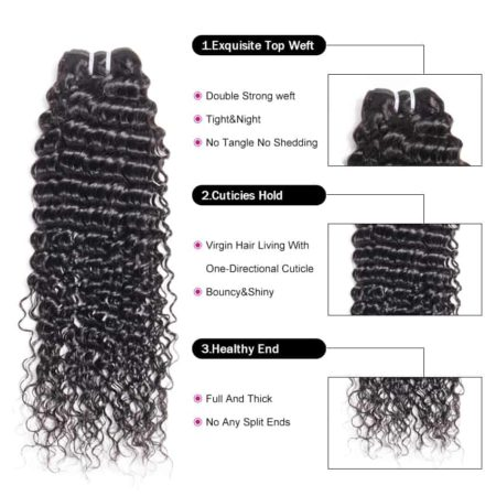 malaysian deep wave hair bundles1