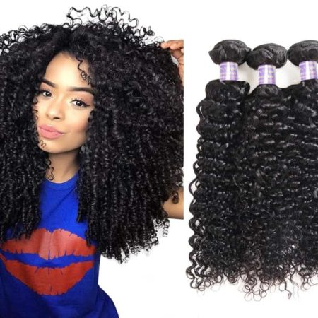 malaysian hair kinky curly bundles des1