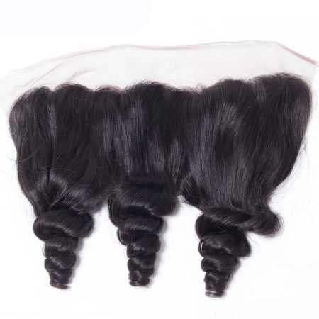 malaysian loose wave hair closure1