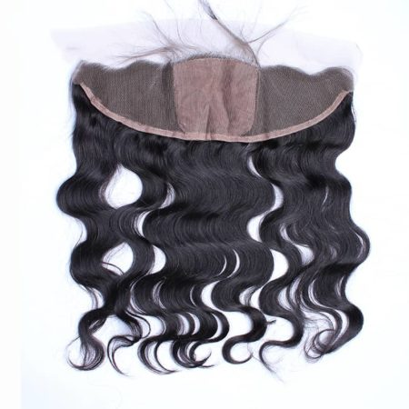silk body wave closure indian 13x4 1
