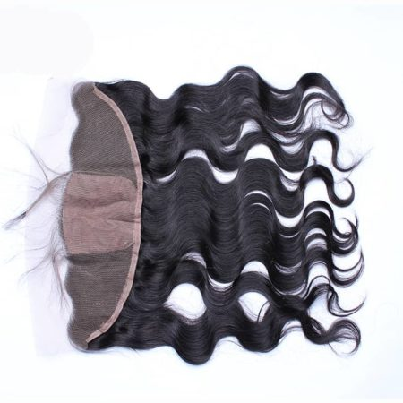 silk body wave closure malaysian 13x4 1
