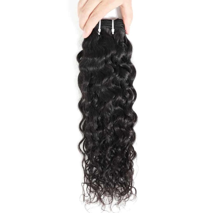 wet and wavy indian hair bundles6