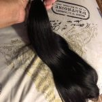 wet and wavy human hair weave4