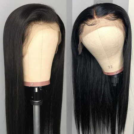 Brazilian hair full lace straight wig