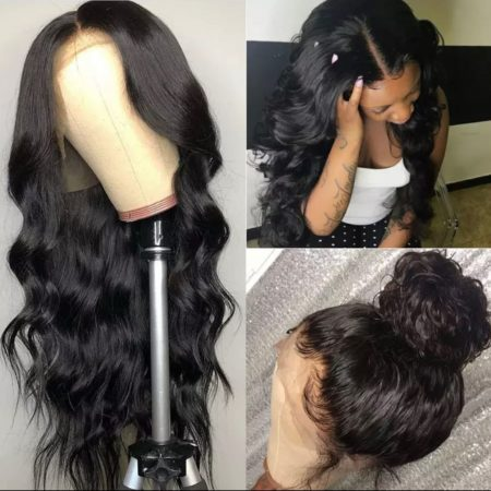 Burmese hair 6x6 body wave wig