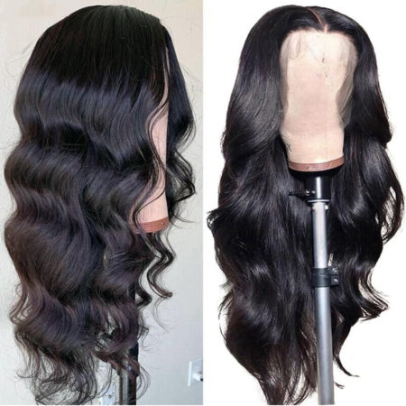 European hair 13x4 body wave wig