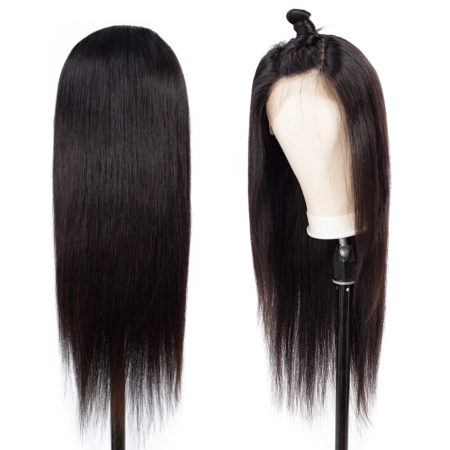 European hair 13x4 straight wig
