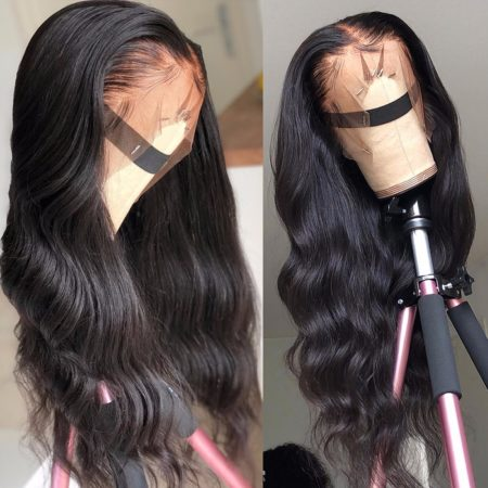 Malaysian hair 4x4 body wave wig
