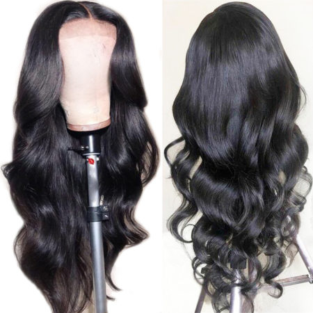 Russian hair 13x4 body wave wig