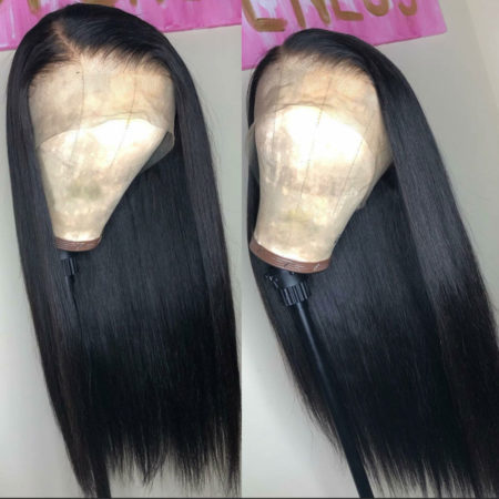 Russian hair 13x6 straight wig