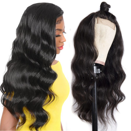 Russian hair 4x4 body wave wig