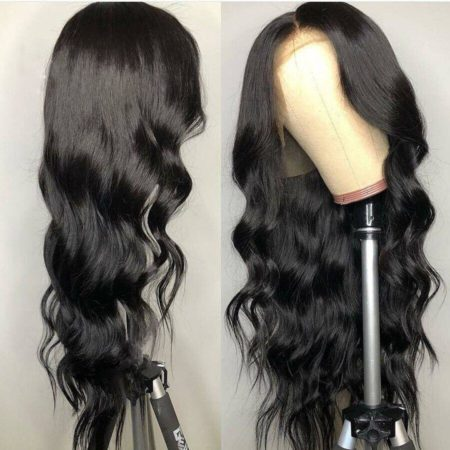 Russian hair 6x6 body wave wig