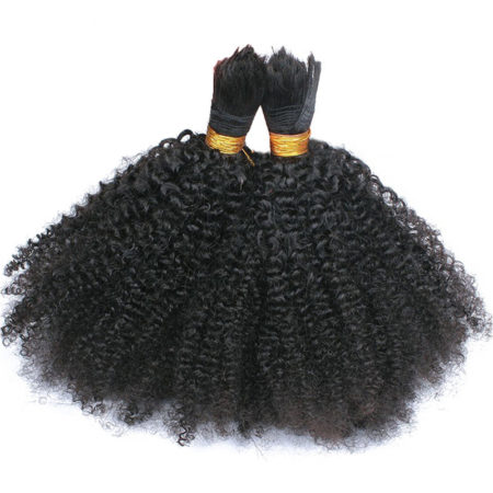 Brazilian kinky curly braiding hair