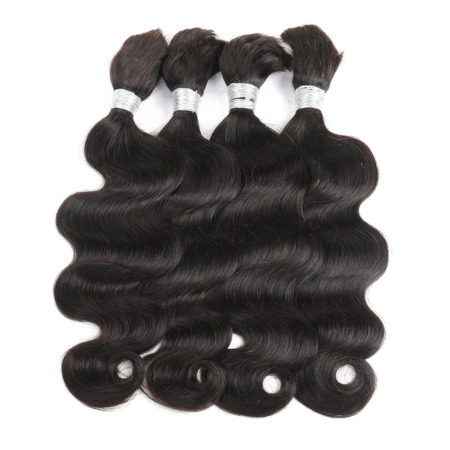 body wave braiding hair2